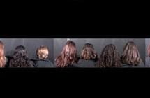 Femmes Cheveux <br/>de Samar Elbarawy